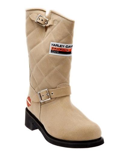 Çizme-Harley Davidson